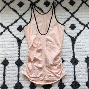 lululemon athletica Tops - 🆕Lululemon Peach Open Back Tank